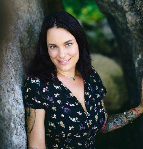 Zen Yoga instructor Kristen Claeys